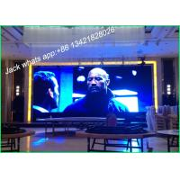 Quality High Refresh P2.5 Small Stage Background Screen LED Video Display For Stage wholesale