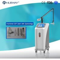 China Acne Scar Removal 60w Co2 Laser Surgical Machine, Fractional laser co2 for skin tighten on sale
