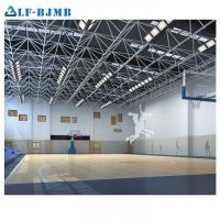 Cheap Sports Center Steel Structure Building Architectural Stadium Roofing Design for sale