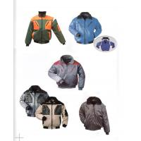 Quality Customized Winter Work Jackets BS3034 / Winter coat 100% POLYESTER wholesale