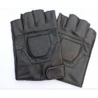 Buy cheap Fashion Short Leather Gloves from wholesalers