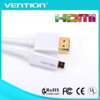Quality Flexible Type A to Type D Micro HDMI to High Speed HDMI Cable With Ethernet Male to Micro Male wholesale