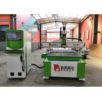 Quality High Speed And Precision Cnc Wood Router , Wood Sculpture Cnc Cutting Machine wholesale