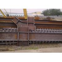Quality Commercial Building Structural Steel Beams Weld Q235b / Q345b Heavy Type wholesale