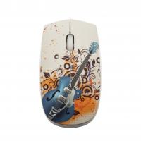 China 1200dpi USB Cordless Mouse Mice full color printing Mouse Trust DIY Customized Design on sale