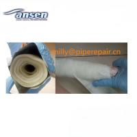 Cheap Foil Bag Packed Fiberglass Resin Tape Protective Gloves Epoxy Putty  Pipe Repair Bandage for sale