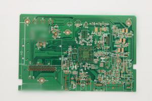 Quality LED Shower Head Rigid-Flex PCB  Printed Circuit Board Assemblies   Grande wholesale