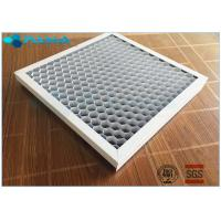 Buy cheap 13mm Cell Size Aluminum Honeycomb Core Good Thermal Conduction Performances from wholesalers