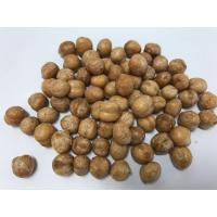 Quality Salted Roasted Chickpeas Snack , Spicy Roasted ChickpeasCool Dry Place Storage wholesale