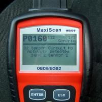 Quality MaxiScan MS509 OBD2 Scanner Reads live PCM Data Stream and Prints data via PC wholesale