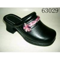 China Girls Dress Shoes, Clog with Ribbon, Slippers, Sandals on sale