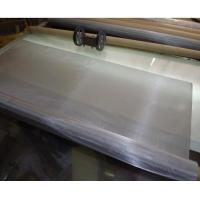 "Quality Fine Stainless Steel 304 316 Wire Cloth, 160Mesh Plain Weave 0.0025"" Wire 48"" Wide wholesale"