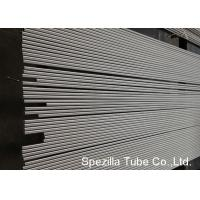 Quality SUS 304 316 Stainless Steel Heat Exchanger Tube 20 ft Length Annealed & Pickled wholesale