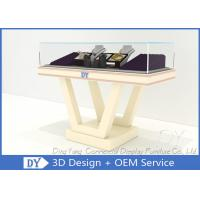 Buy cheap Attractive Modern Style Jewelry Store Showcases For Jewelry Display from wholesalers