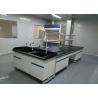 Buy cheap Acid / Alkali Resistant Wood Lab Furniture Phenolic / Epoxy Resin Work Top from wholesalers