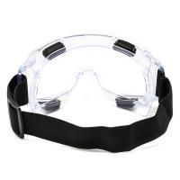 Buy cheap Medical 8.5 Inch Clear Safety Glasses from wholesalers