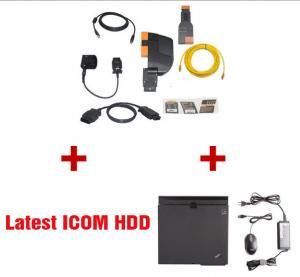 Quality BMW ICOM Diagnostic Tools 2018 Latest Software Version Plus ThinkPad X61 Laptop Ready To Use wholesale