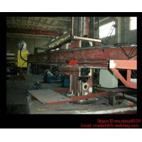 Cheap Movable Welding Center Column And Boom for Pipe Cycle Welding Line for sale