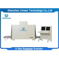 Quality Airport X Ray Baggage Scanner Tunnel Size 1m*1m , X-ray Screening System wholesale