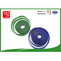 Quality Custom sew on male and female Hook and Loop Tape 25 m per roll wholesale