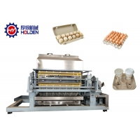 Quality Stable 4000Pieces Per Hour 4*8 Paper Egg Tray Machine wholesale