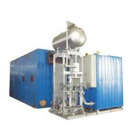 Quality Industrial Horizontal Electric Thermal Oil Boiler High Efficiency , Automatic wholesale