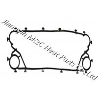 Quality Flat Industrial Heat Exchanger Gaskets Funke-FP09 Corrugated Plate Pasted wholesale