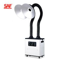 Quality Industrial Mobile Smoke Fume Extractor Portable Dust Collector 99.99% Purifying wholesale