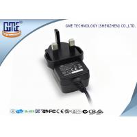Quality UK 12V 1A Universal Wall Mount Power Adapter / Speaker Universal AC DC Adapters wholesale