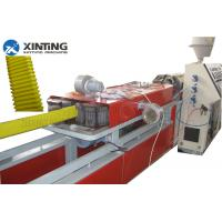 Quality Jiangsu Flat Corrugated Pipe Making Machine , Plastic Pipe Production Line  wholesale