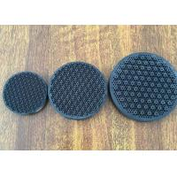 Quality Cooking Gas Infrared Honeycomb Ceramic Plate , Round Shape Porous Industrial Heating Plate wholesale
