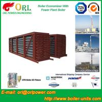 Quality Hot Water Boiler Stack Economizer Economiser Tubes Anti Corrosion ASME Standard wholesale