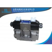 China Mechanically Operated Air Directional Control Valves , Hydraulic Cylinder Check Valve  on sale