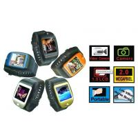Quality DVW009 1.5 inch LCD Colors Screen with Camera Camcorder Spy Camera Watch DVR wholesale