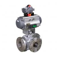 Quality Pneumatic 3-way Ball Valve wholesale