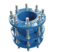 China Ductile iron Pipe Fittings -dismantling joint/adaptor/coupling/.... on sale