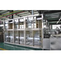 Buy cheap Big Size Industrial Manual Noodle Production Line High Efficiency Food Grade from wholesalers