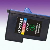 Quality Remanufactured Ink Cartridge, 7Y745, with 15mL Ink Volume wholesale