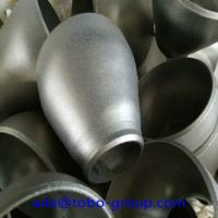 Quality Stainless Steel Reducer Butt Welded Pipe Fittings WP348H 1/2'' SCH40s wholesale