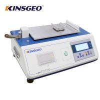 Quality Static and Kinetic Coefficient Of Friction Tester for Flexible Package Industry With 12 Months Warranty wholesale