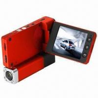 Quality 1,080P Car DVR, Front and Rear Cameras with 2.7-inch LED wholesale