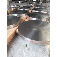 Buy cheap DN500 Metal Forged Steel Products , Open Die Forging Steel Heavy Cylinder Manufacturing product