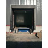 China 8Ton Telescopic Dock Leveler With Retractable Lip  800MM,900MM,1000MM Is Best Solution For Loading Bay on sale