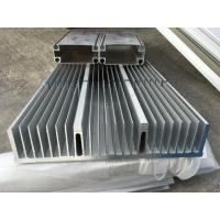 Quality 300MM Width 6063T5 Aluminium Heat Sink Profiles / aluminium heatsink extrusions wholesale