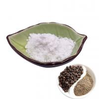 China Black Pepper Extract Natural Raw Material 50% 95% 98% Piperine Powder For Makeups on sale