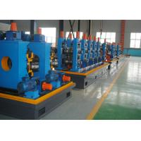 Quality 0.8 - 3.0mm Thickness ERW Pipe Mill Line Adjustment By Turbine Worm wholesale