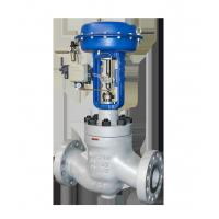 China LM81 Series High Pressure Globe Control Valve for sale
