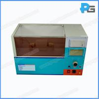 Quality Lab Equipment Electric Safety Tester IEC60156/ASTMD877/BS5874 Insulating Oil Tester Transformer Oil Tester wholesale
