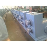 China High Frequency Welded Steel Pipe Machine With Straightened Run Out Table on sale