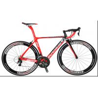 Cheap EN standard carbon fiber double wall rim 27 inch 700c road bike/bicycle with Shimano 20 speed for sale